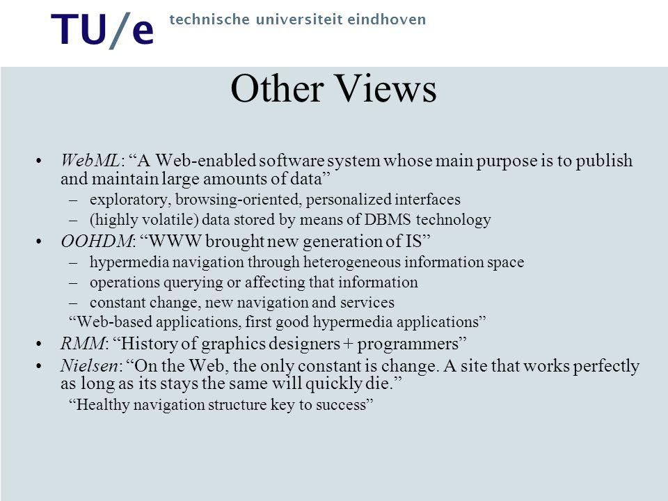 TU/e technische universiteit eindhoven WIS Engineering