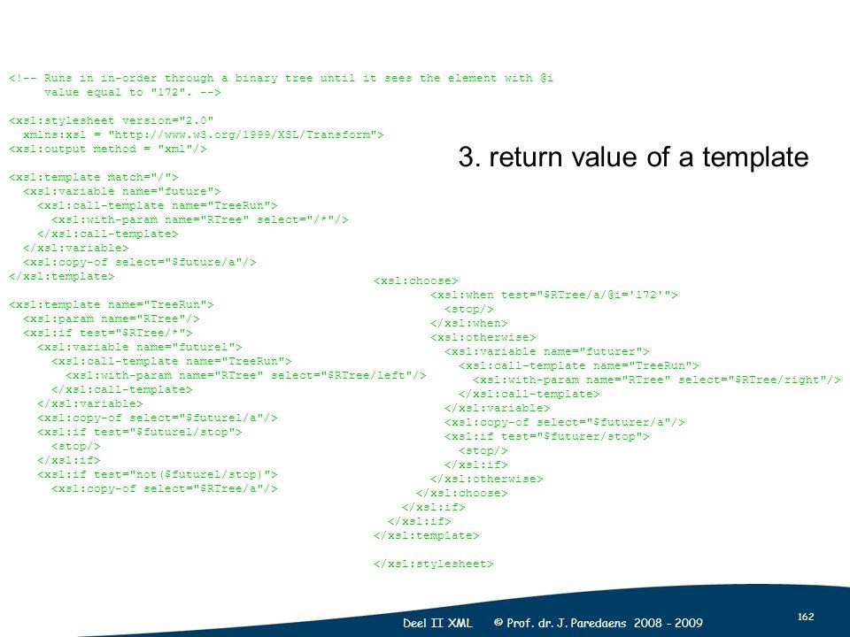162 Deel II XML © Prof. dr. J.