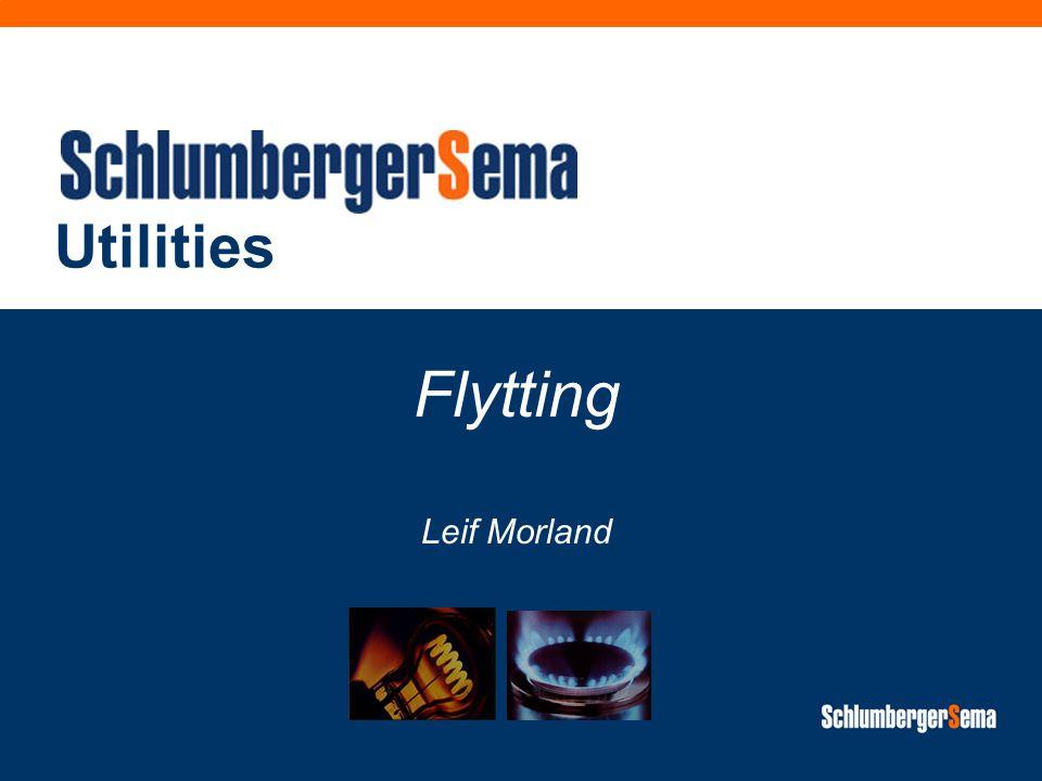 Utilities Flytting Leif Morland