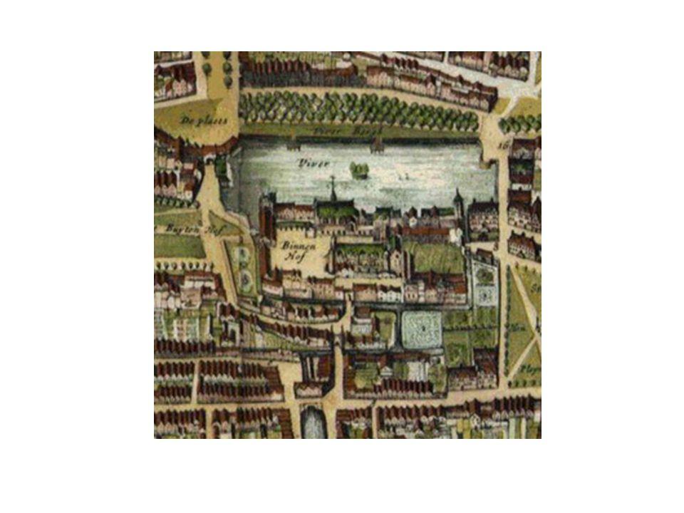 Ballet de la Paix, Den Haag 1668