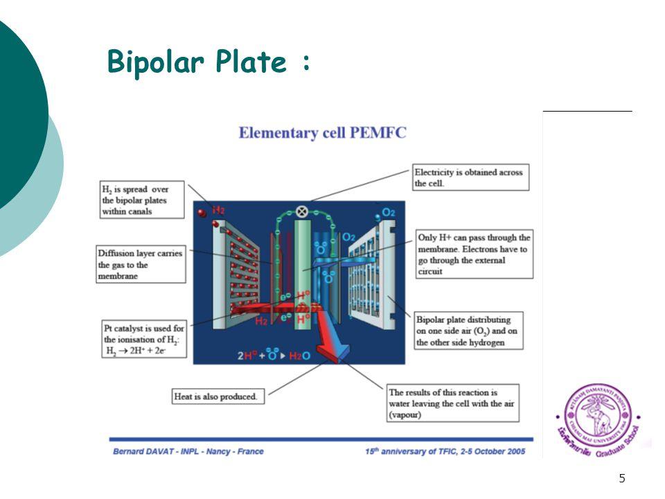 5 Bipolar Plate :
