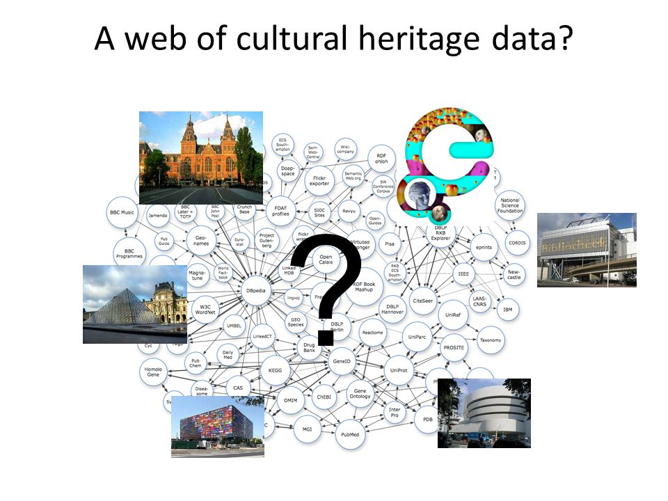 A web of cultural heritage data? ?