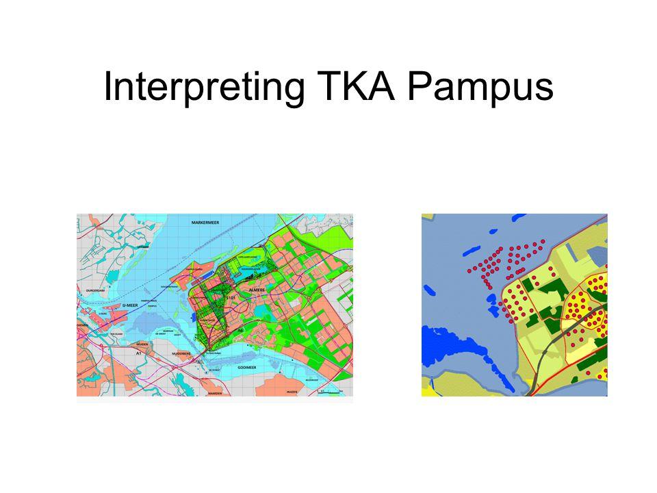 Interpreting TKA Pampus