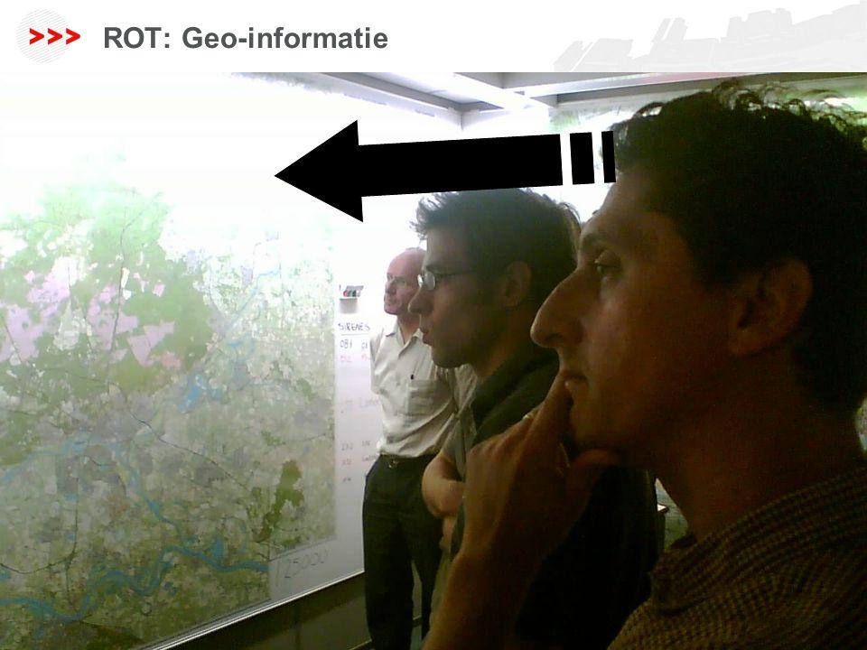 ROT: Geo-informatie