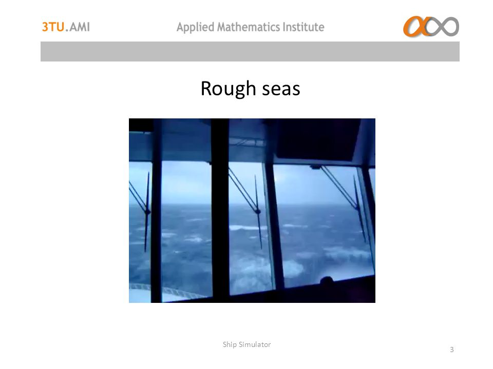 Rough seas Ship Simulator 3