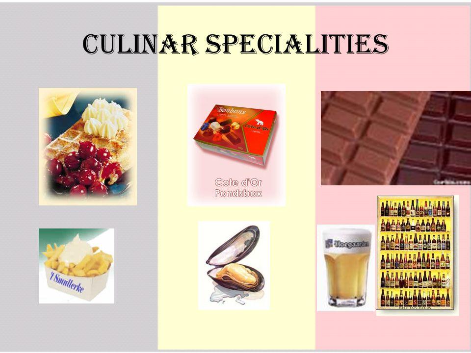 Culinar specialities