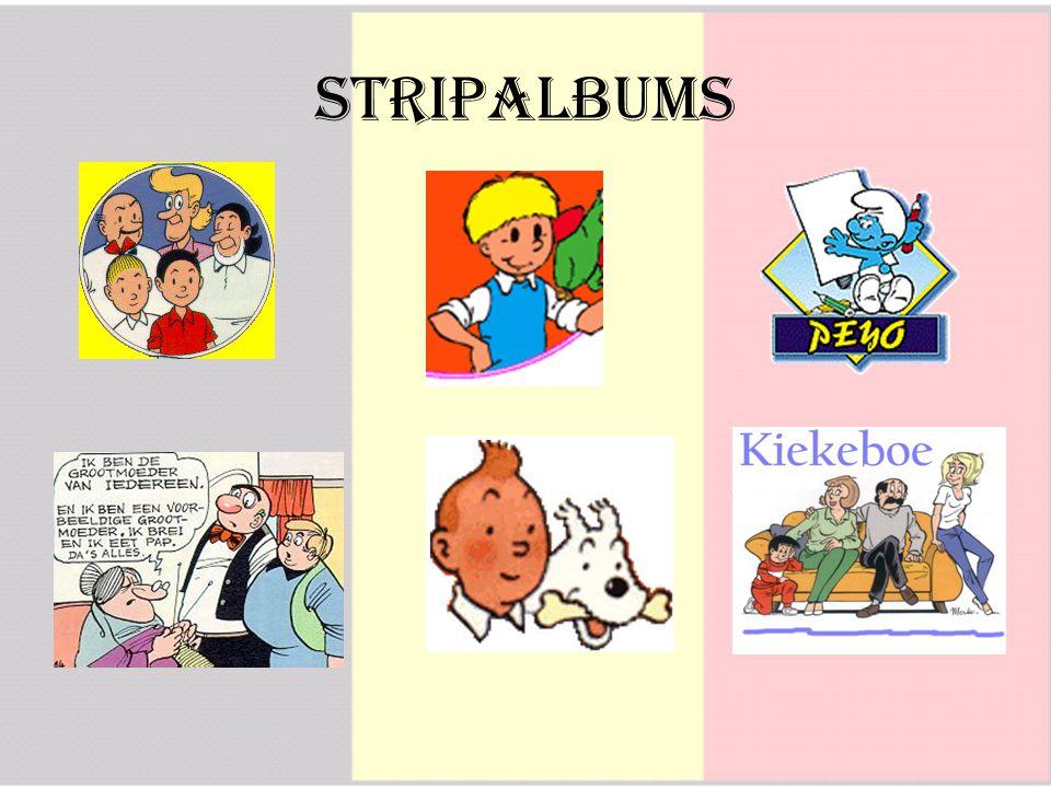 Stripalbums