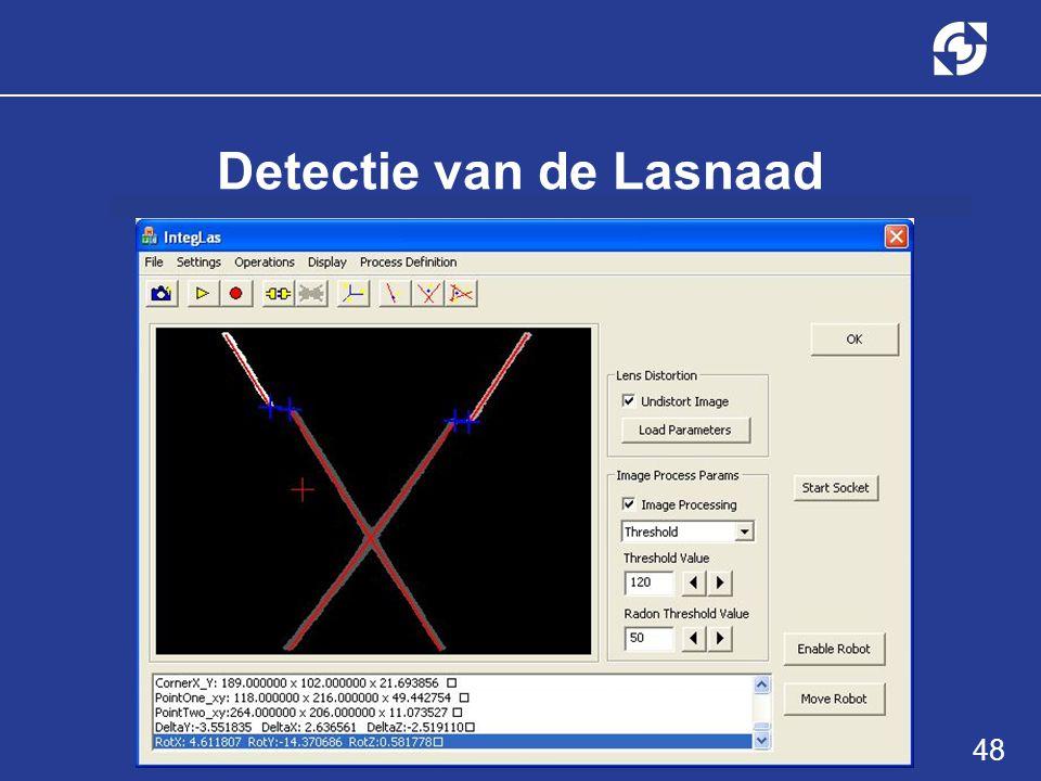 48 Detectie van de Lasnaad