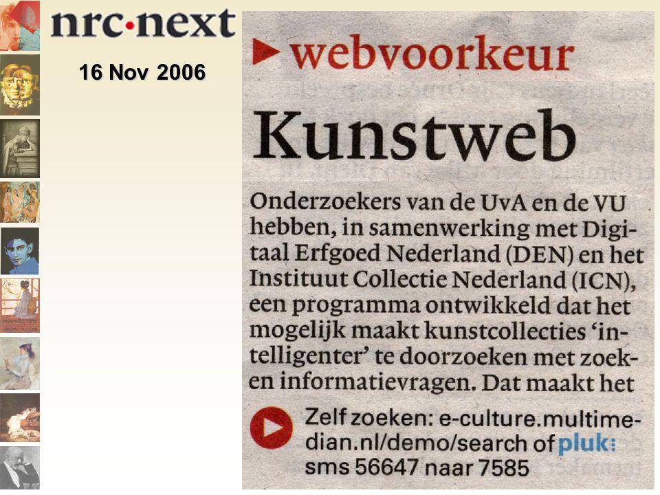 16 Nov 2006