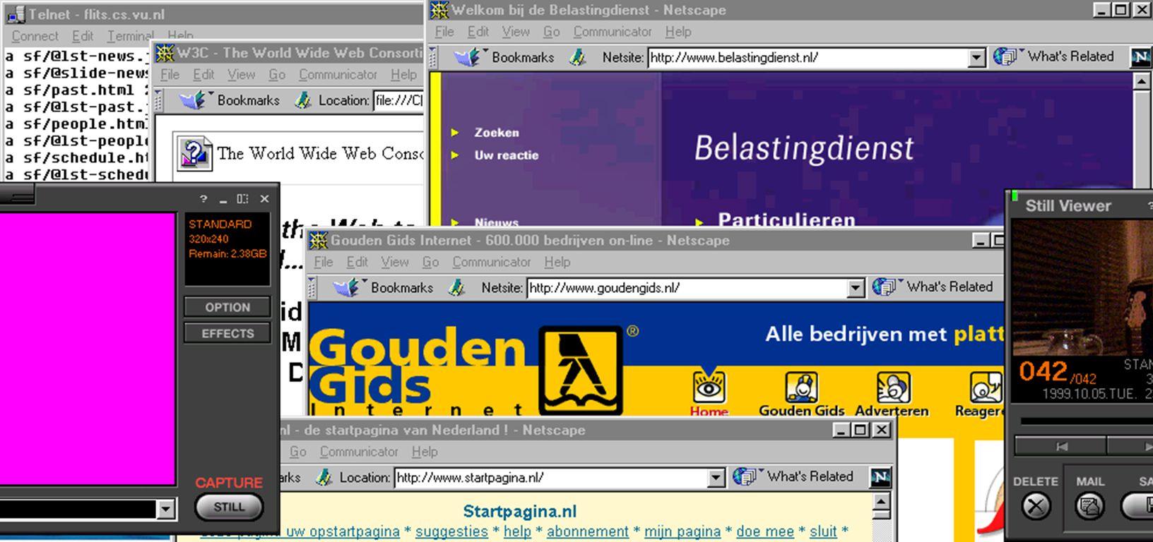 vrije Universiteit amsterdamPostacademische Cursus Informatie Technologie The Application Infrastructure The world around you is changing