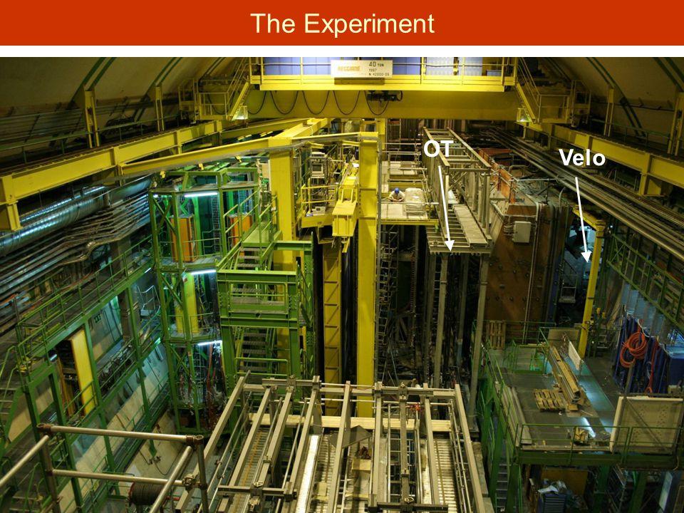 5 The Experiment Velo OT