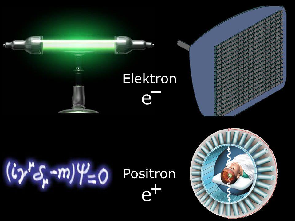 Elektron e Positron e