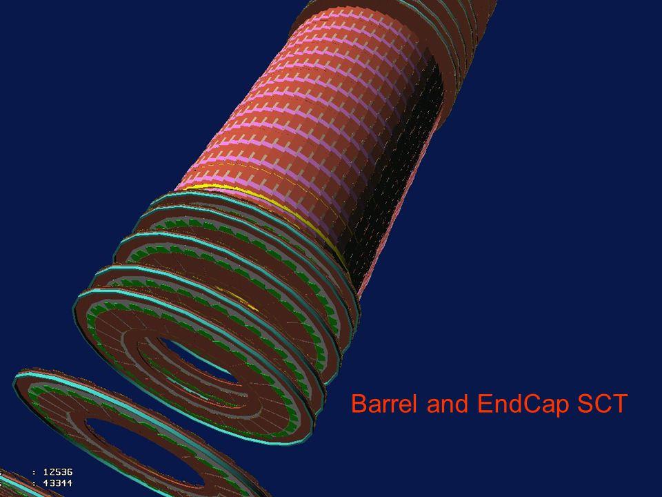 Barrel and EndCap SCT
