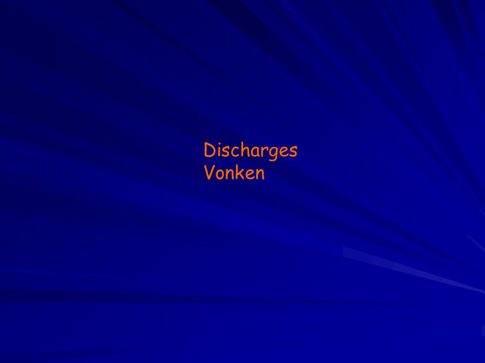 Discharges Vonken