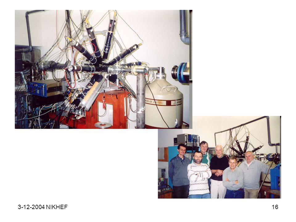 3-12-2004 NIKHEF16