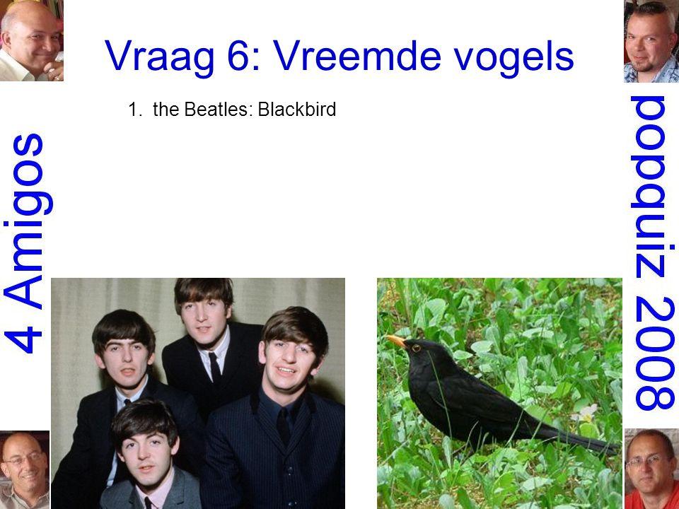 1.the Beatles: Blackbird