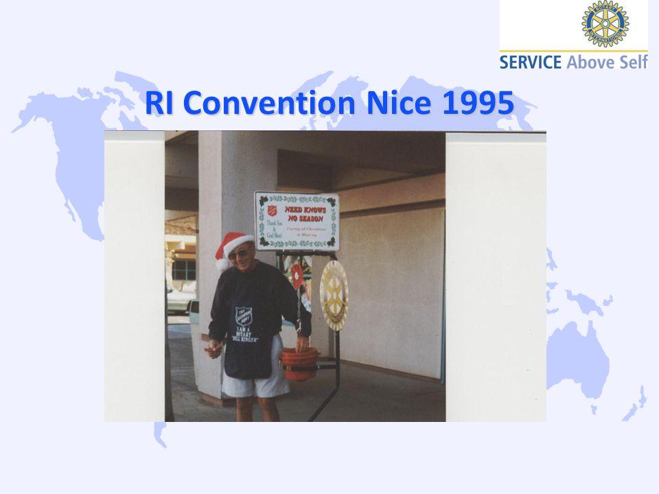RI Convention Calgary 1996