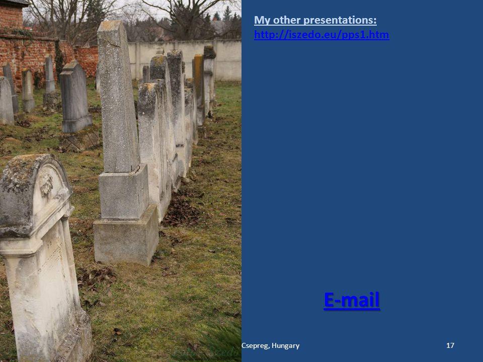 2010.12.26.Jewish cemetery, Csepreg, Hungary16