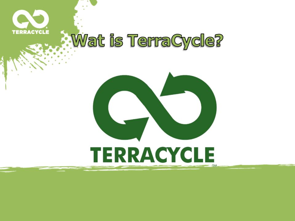 (C) 2009 TerraCycle, Inc. All Rights Reserved Worldwide.