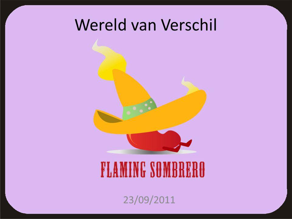 Wereld van Verschil 23/09/2011