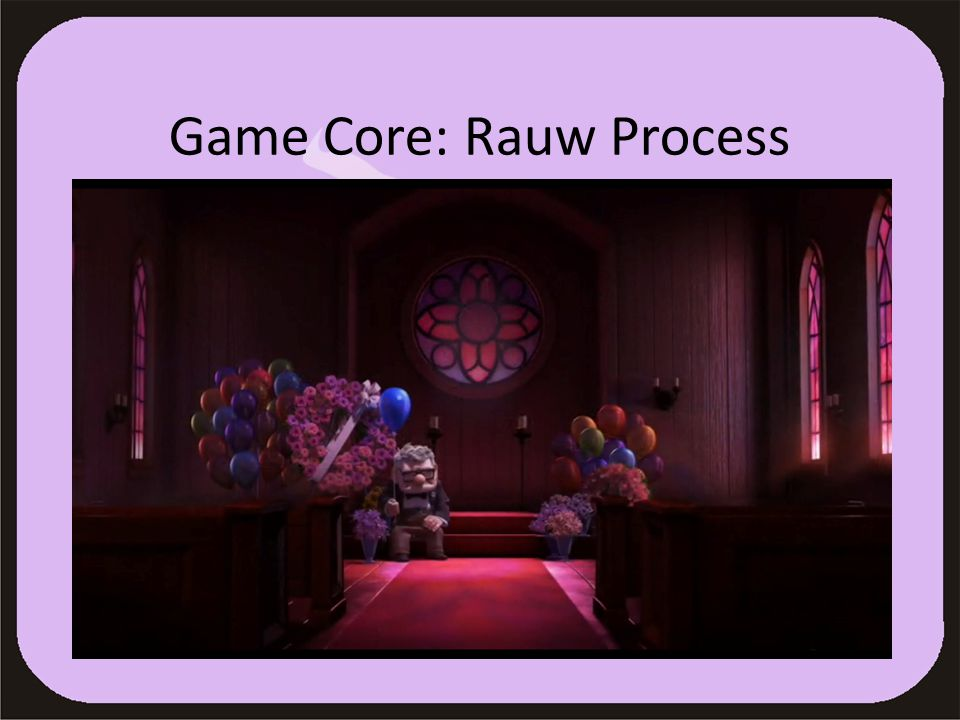 Game Core: Rauw Process