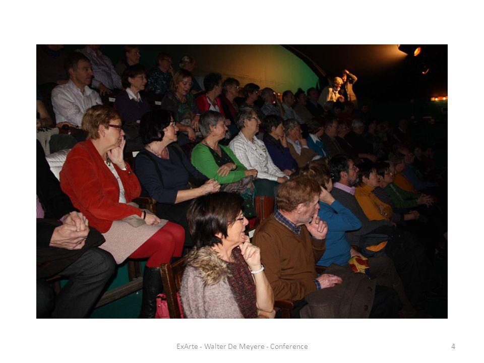 ExArte - Walter De Meyere - Conference25