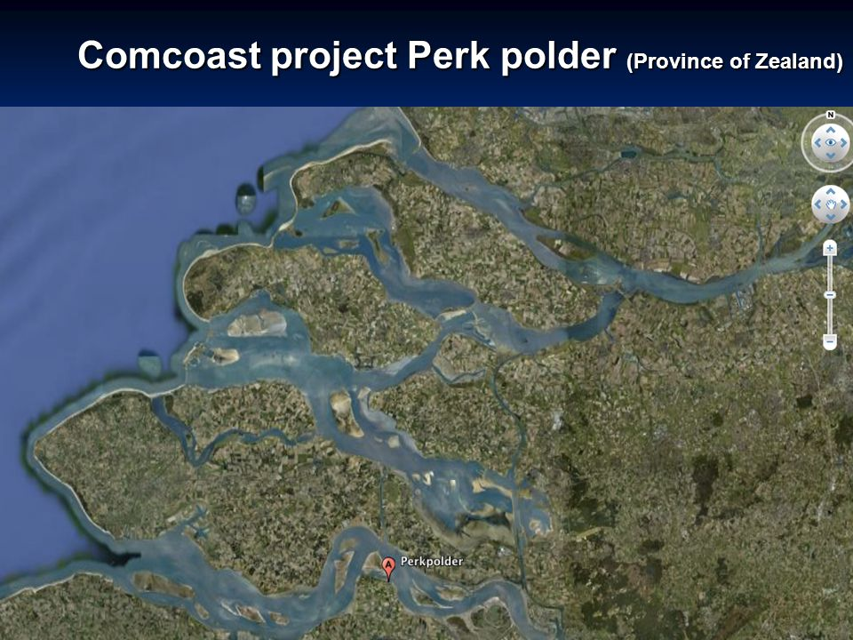 Comcoast project Perk polder (Province of Zealand) Comcoast project Perk polder (Province of Zealand)