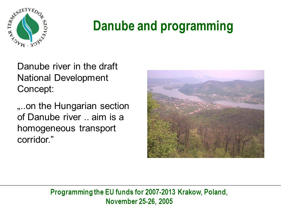 """Beszédes plan Aim of the plan is to develope the Danube Valley József Beszédes: big channel builder in the XIX."