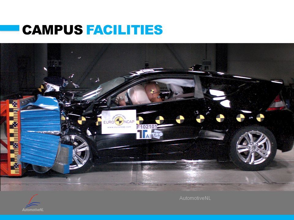 AutomotiveNL CAMPUS FACILITIES