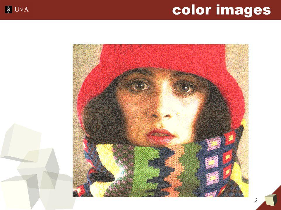 2 color images