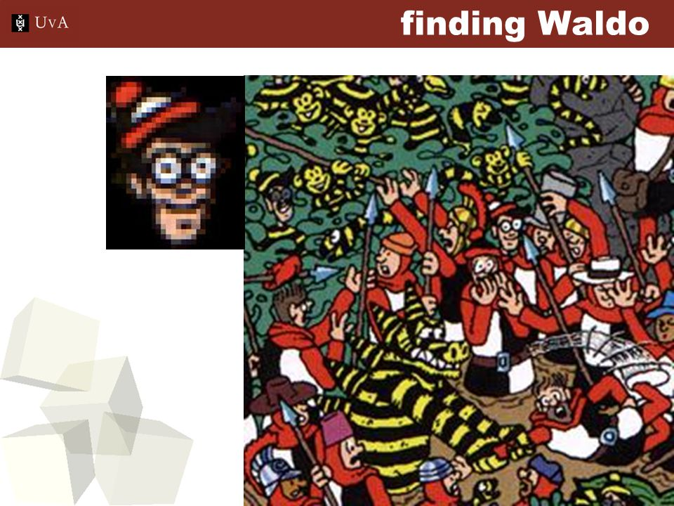 38 finding Waldo
