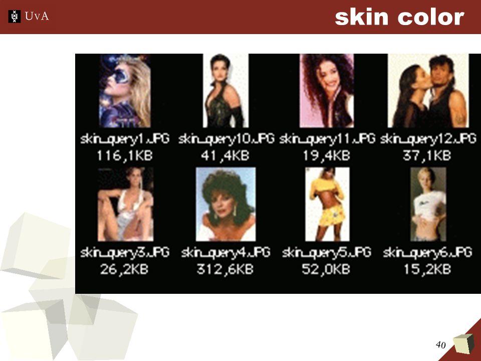 40 skin color
