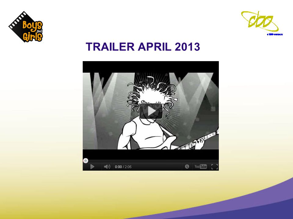 methods TRAILER APRIL 2013