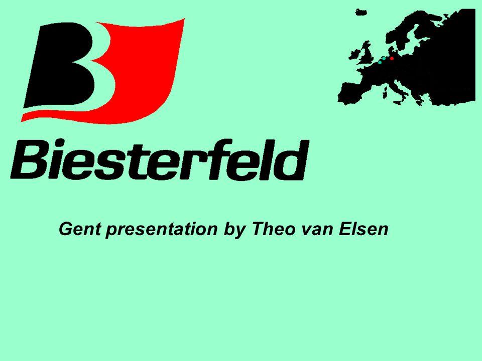 Gent presentation by Theo van Elsen