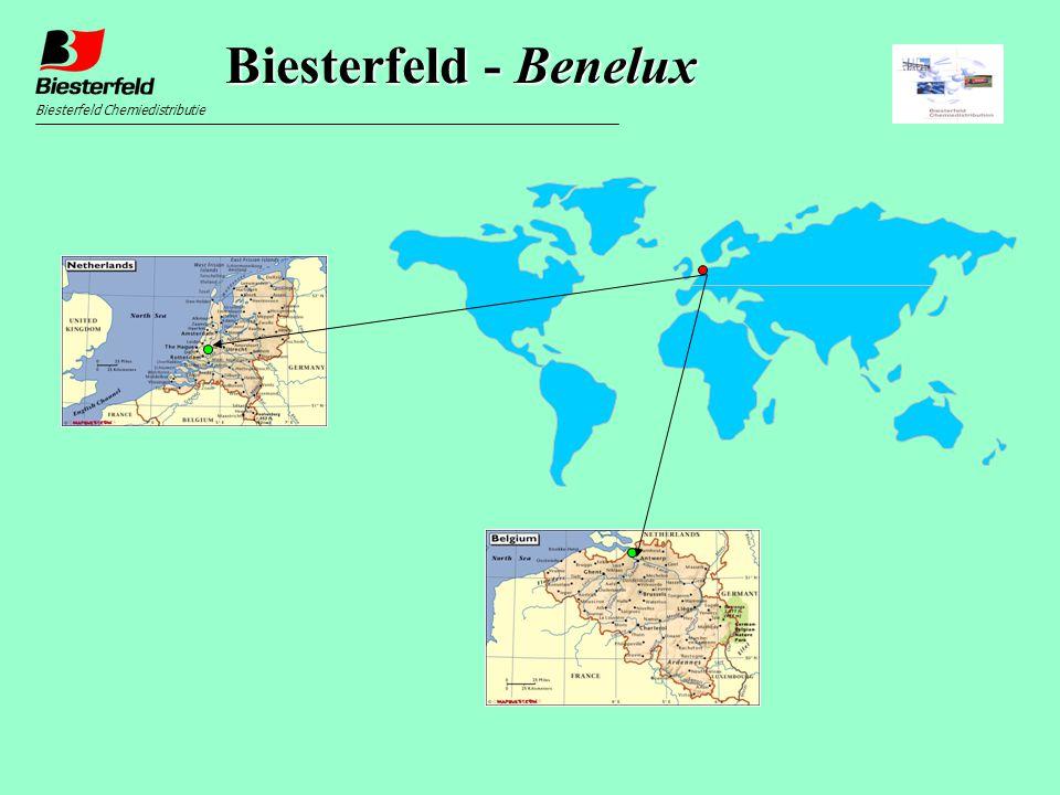 Biesterfeld - Benelux Biesterfeld - Benelux Biesterfeld Chemiedistributie