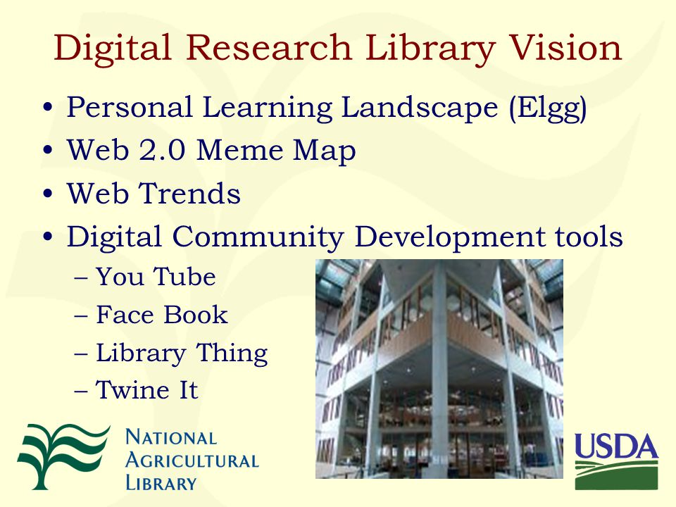 Transformational Opportunities Visible Inspiring Innovative Dynamic Self-Initiating Integrated Convergent Globally accessible Virtual Customer-Centric (CRM) Highly respected & recognized leader Transformational Evolutionary Diverse Awakening Fulfilling Well organized/coordinated Cooperative Premier Enterprising Comprehensive Authoritative, trusted, reliable Openly communicating Culturally significant Diverse support sources Research intensive Responsible costs Interoperative & Connected