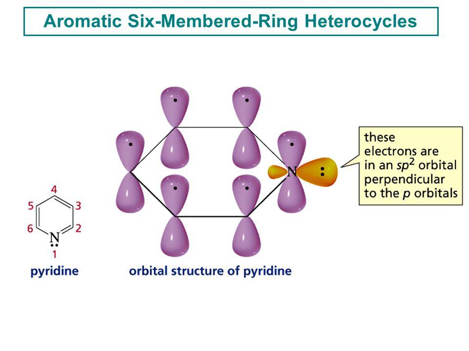 Aromatic Six-Membered-Ring Heterocycles