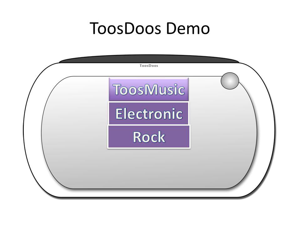ToosDoos Demo