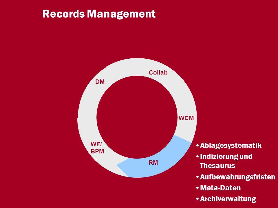17 CIO Dialog ECM-Schlüsseltechnologie für globale Serviceorientierung Dr.