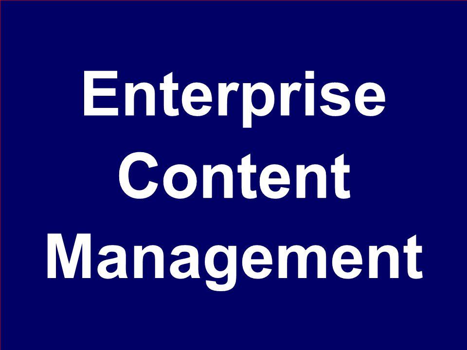 28 CIO Dialog ECM-Schlüsseltechnologie für globale Serviceorientierung Dr.