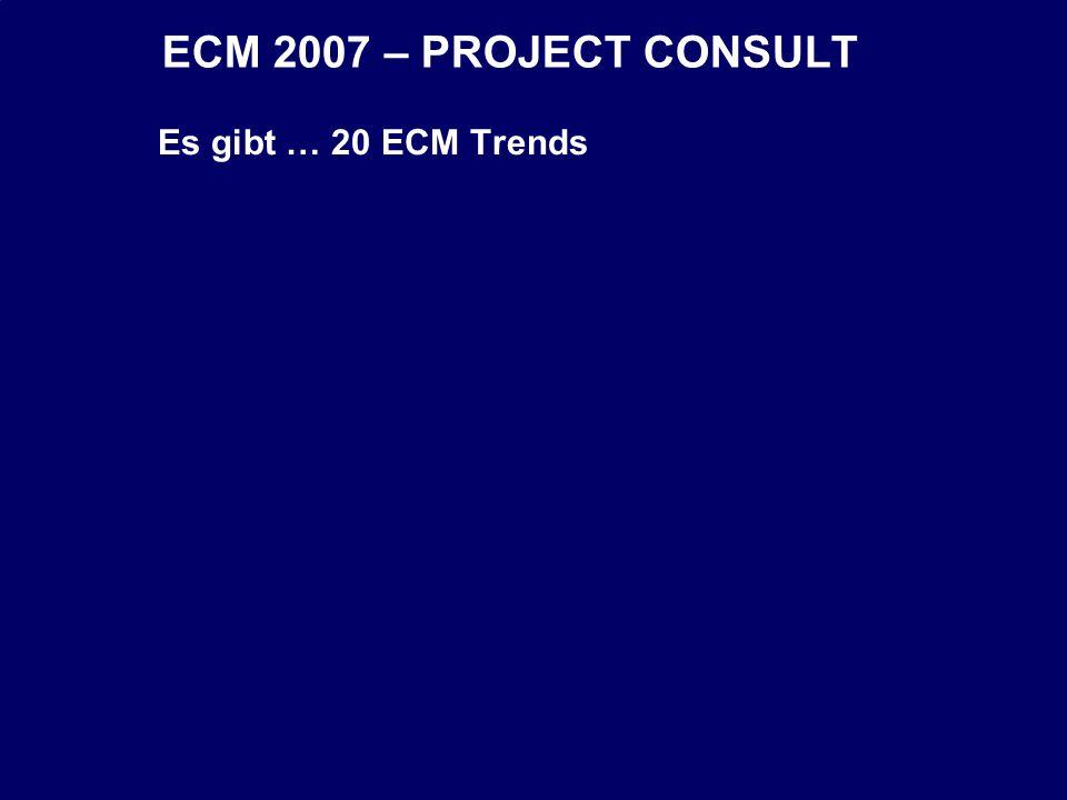 37 CIO Dialog ECM-Schlüsseltechnologie für globale Serviceorientierung Dr.