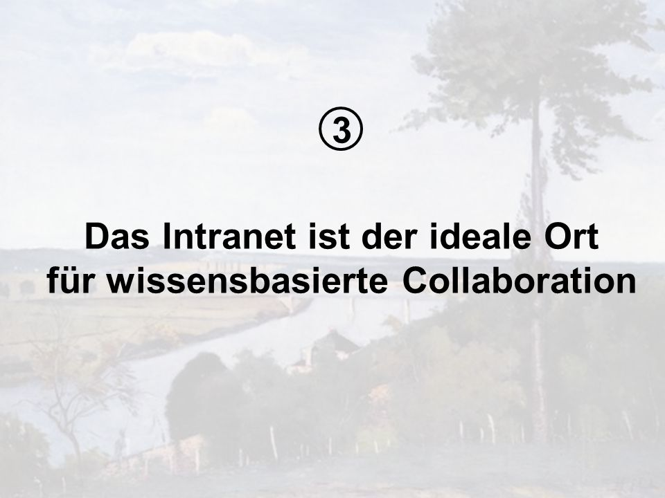 33 Intranet als Knowledge Space Dr.