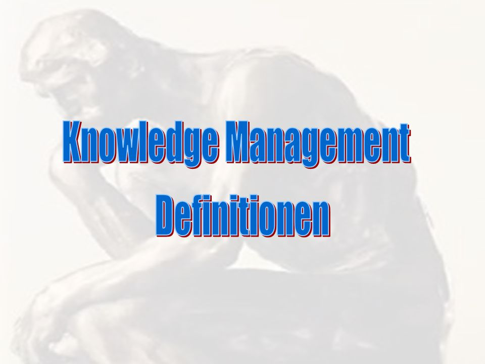 6 Intranet als Knowledge Space Dr.
