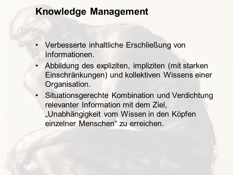 9 Intranet als Knowledge Space Dr.