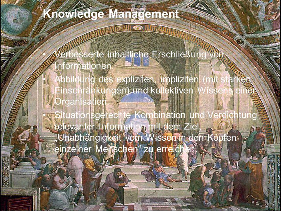 14 Renaissance des Wissensmanagement Dr.