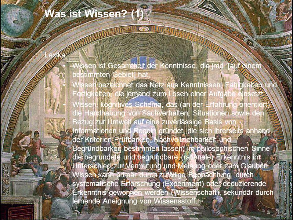 19 Renaissance des Wissensmanagement Dr.