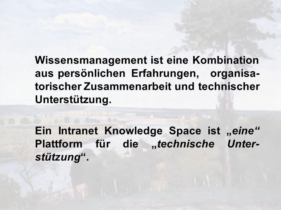 72 Renaissance des Wissensmanagement Dr.