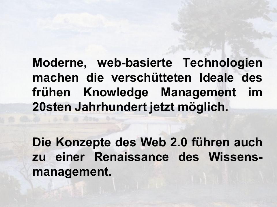 74 Renaissance des Wissensmanagement Dr.