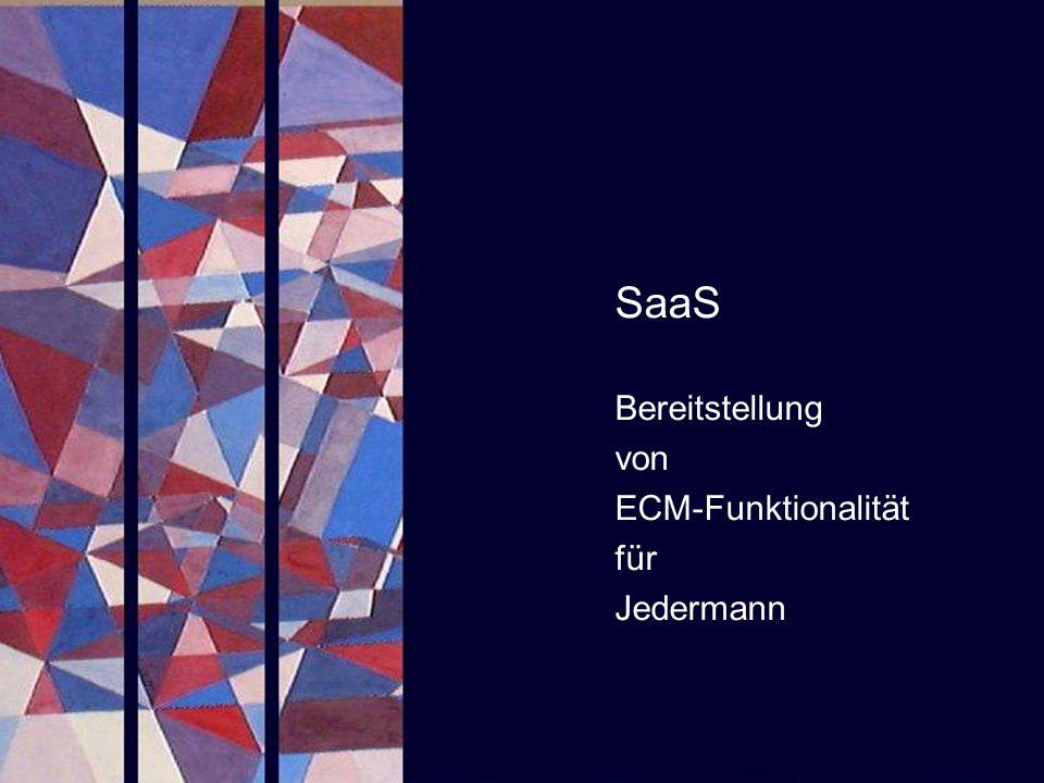 110 SAPERIONcongress ECM 2.0 Dr.Ulrich Kampffmeyer PROJECT CONSULT Unternehmensberatung Dr.