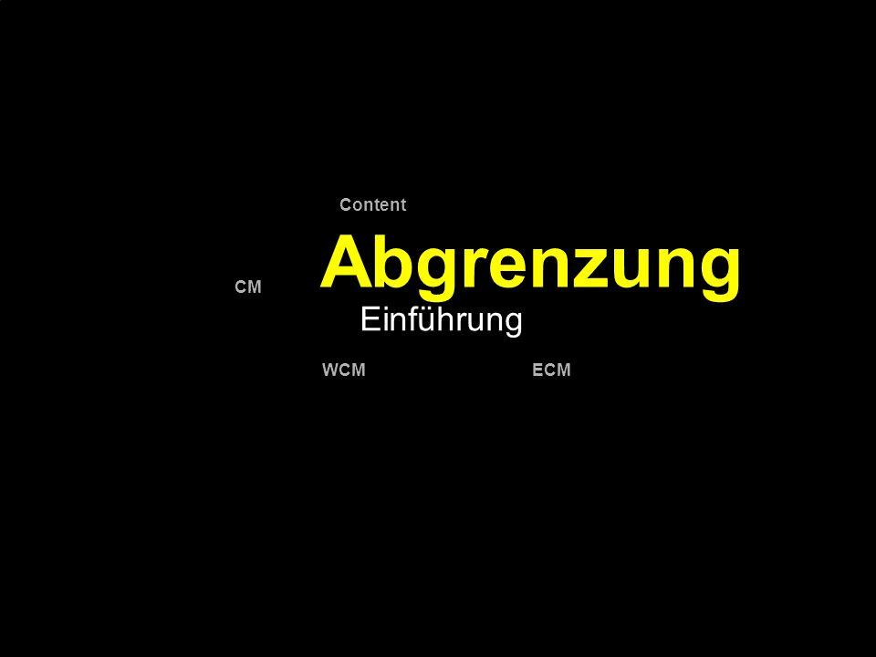 11 Kernpunkt Kompetenztag ECM 2.0. Dr. Ulrich Kampffmeyer PROJECT CONSULT Unternehmensberatung Dr.